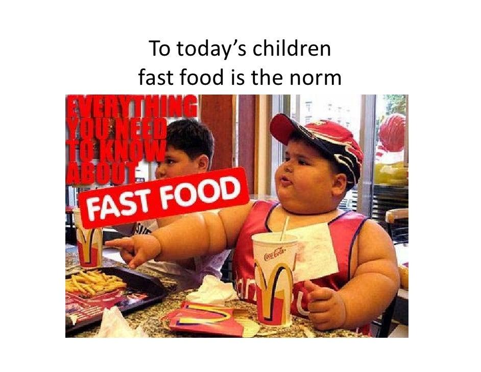 Project Evolution Fast Food