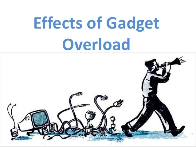 what is gadget addiction