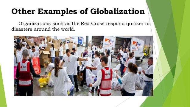 Effects of globalization to e commerce