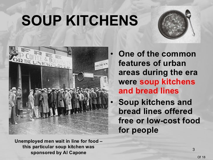 ordinary Soup Lines During The Great Depression Part - 14: SOUP KITCHENS ...