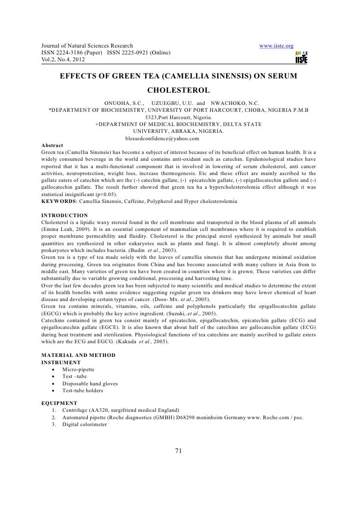 Journal of Natural Sciences Research                                                              www.iiste.orgISSN 2224-3...