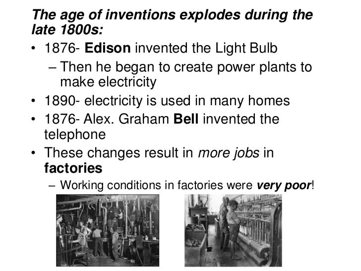 industrialization effects The industrial revolution was a major turning point in history which was marked by a shift in the world from an agrarian and handicraft economy to one dominated by industry and machine manufacturingit brought about a greater volume and variety of factory-produced goods and raised the standard of living for many people, particularly for the middle and upper classes.