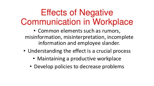 negative effects of electronic communication essay Technology has changed the work environment dramatically including how we communicate we workers and consumers there are both positive and negative effects to technology advances in the workplace.