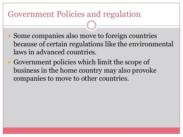 business plan government regulations in health