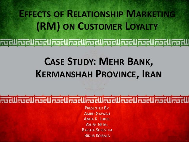 A study on effectiveness of customer