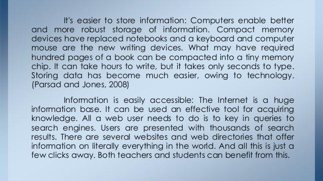 essay writing technology