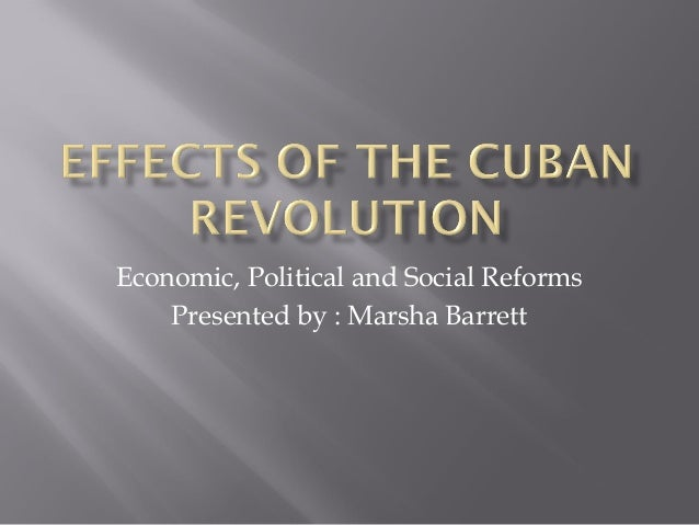 cause and effect cuban revolution What were the causes and effects of the iranian revolution what were some of the causes and effects of the what were the causes of the cuban revolution.