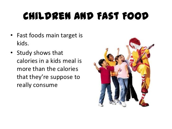 effects of fast food on american Negative effects of fast food is an article which shows some significant negative effects on the human body.