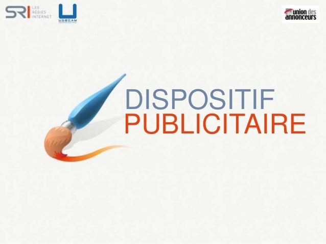 DISPOSITIFPUBLICITAIRE