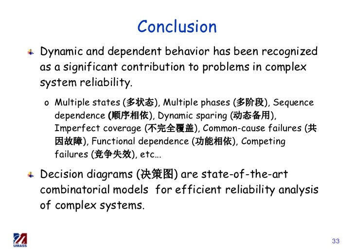 Efficient Combinatorial Models For Reliability Analysis Of