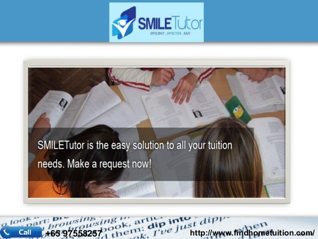 tuition singapore assignments We provide the best home tuition agency singapore & private tuition assignment with affordable price contact us now - tutorbeecomsg.