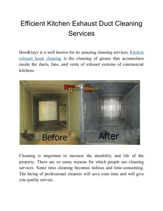The Best Extractor Fan Cleaning Services In Us