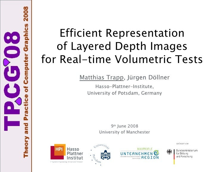 Efficient LDI Representation (TPCG 2008)