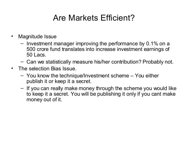 testing efficient market hypothesis Efficient market reaction over-reaction under-reaction-10 -8 -6 -4 -2 0 2468 10 day relative to announcement price chapter 9 efficient market hypothesis 9-5 example trading can be hazardous to your wealth (from b barber and t odean, journal of finance, 2000, 773-806.