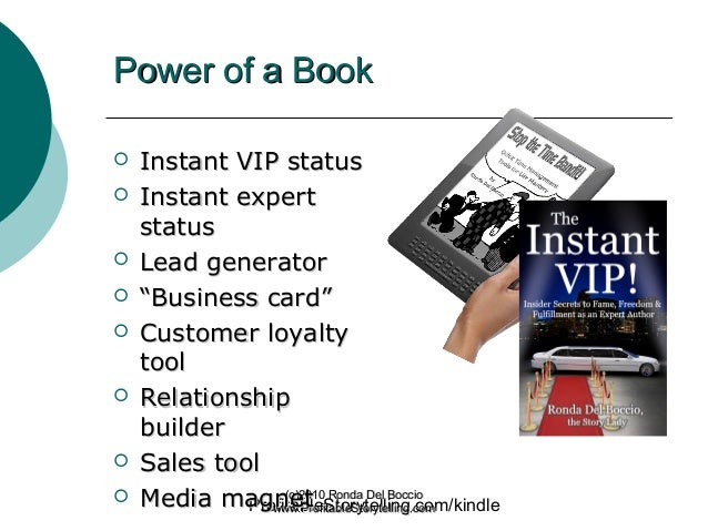 How to Publish a Book on Kindle Slide 2