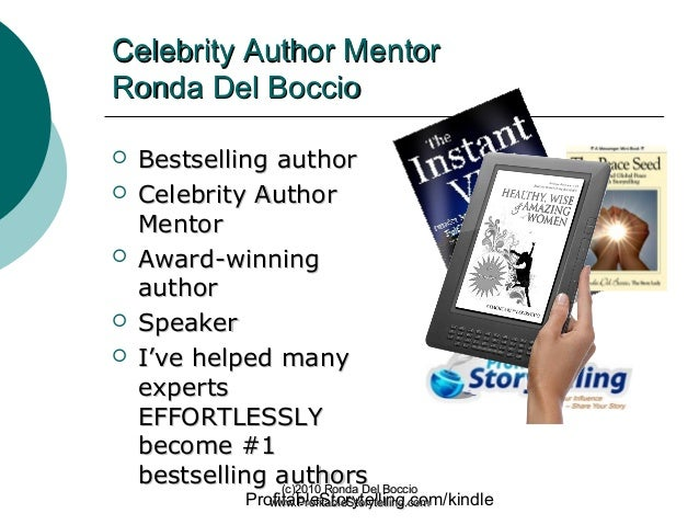 How to Publish a Book on Kindle Slide 3