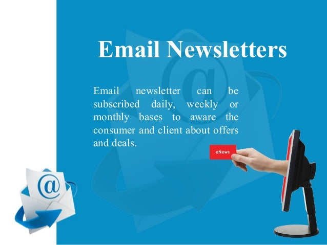 efforts to enhance communication of email marketing