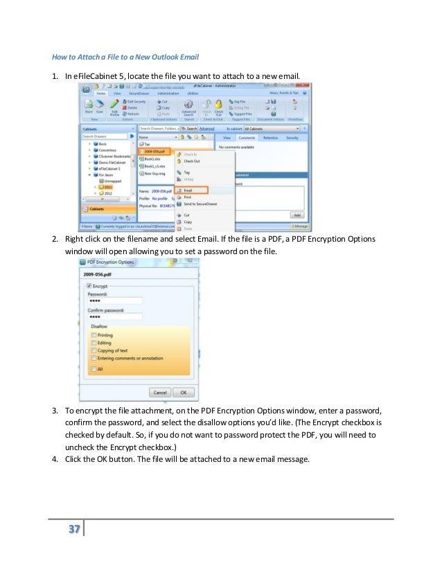 efilecabinet 5 desktop basic getting started guide rh slideshare net Kindle Getting Started Guide Help Guide