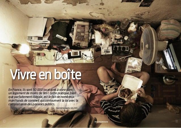 © SOCIETY FOR COMMUNITY ORGANIZATION 2012  Vivre en boîte En France, ils sont 50 000 locataires à vivre dans un logement d...