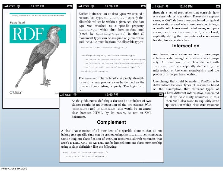ePub: The open ebook format