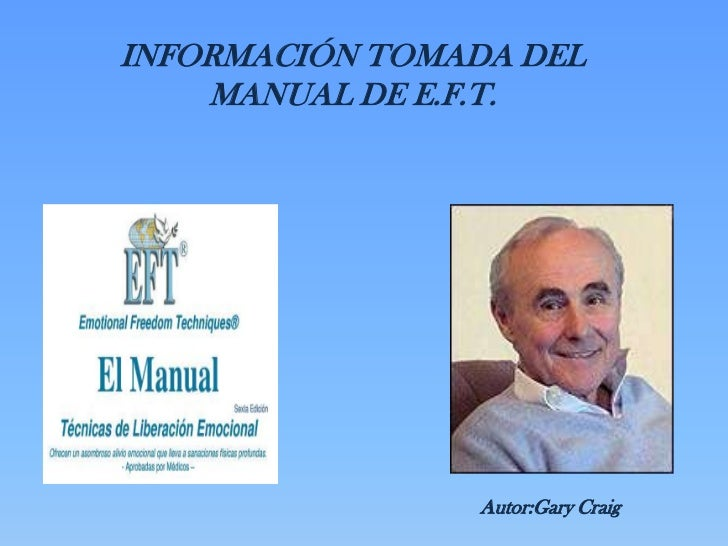 eft manual pdf gary craig