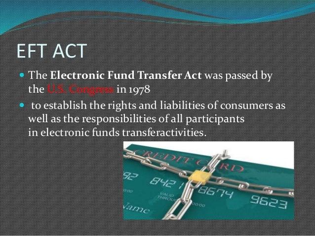 Electronic fund transfer 13 platinumwayz