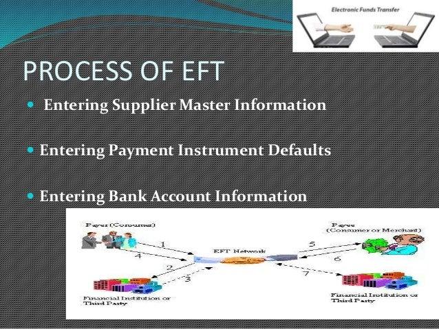 Electronic fund transfer platinumwayz