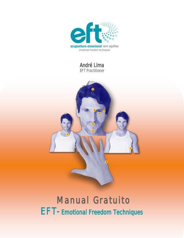 André Lima EFT Practitioner Manual Gratuito EFT-Emotional Freedom Techniques