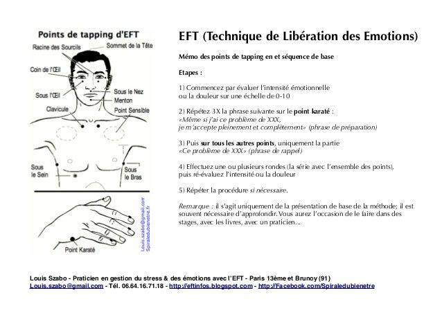 Louis Szabo - Praticien en gestion du stress & des émotions avec l'EFT - Paris 13ème et Brunoy (91) Louis.szabo@gmail.com ...