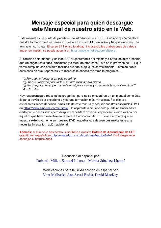 the eft manual gary craig pdf