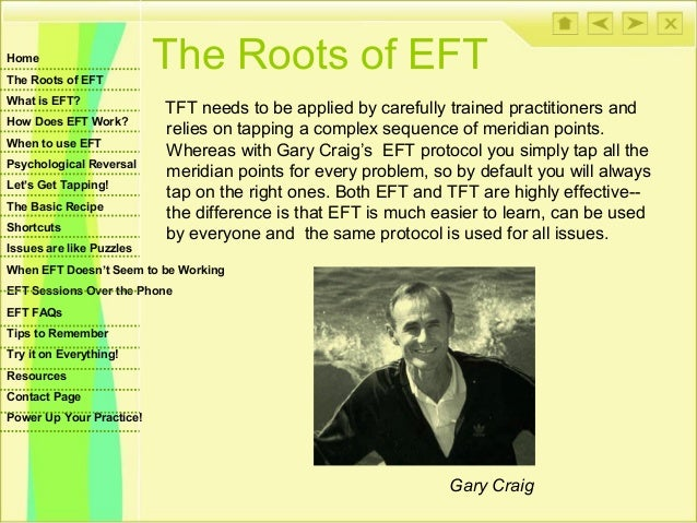 the eft manual gary craig pdf