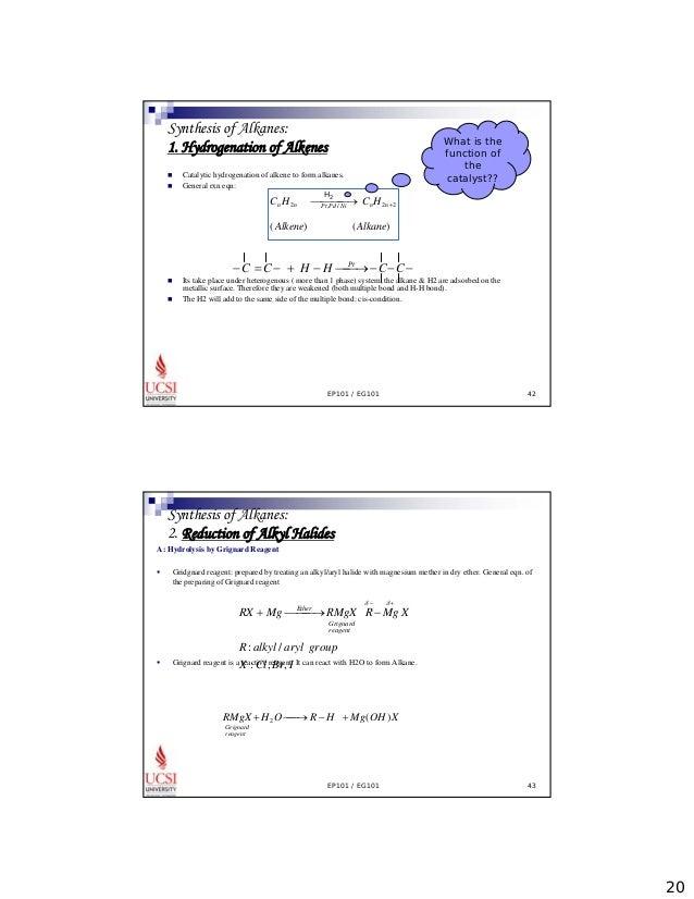 Aliphatic Hydrocarbons – Hydrocarbons Worksheet
