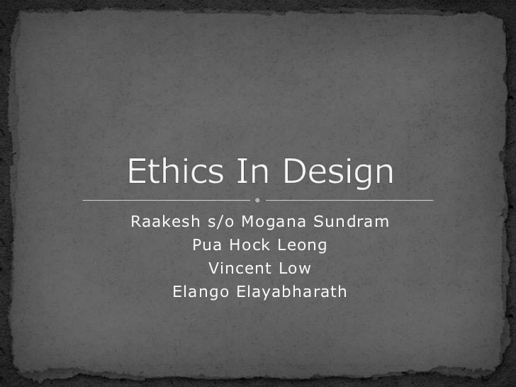 Raakesh s/o Mogana Sundram      Pua Hock Leong        Vincent Low    Elango Elayabharath
