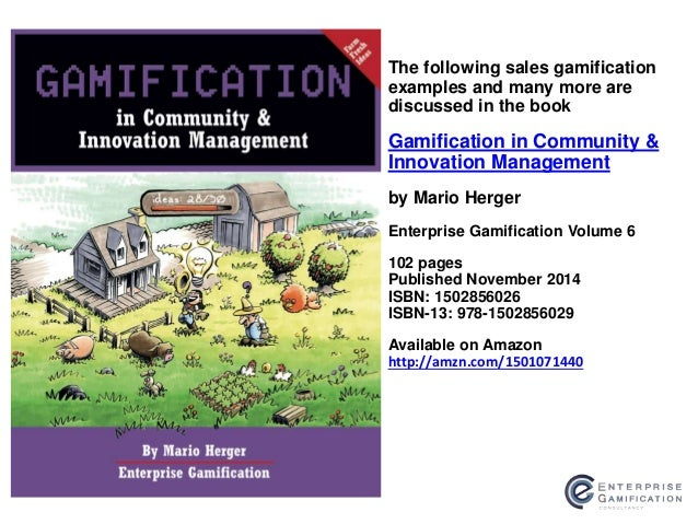 Gamification Community Examples