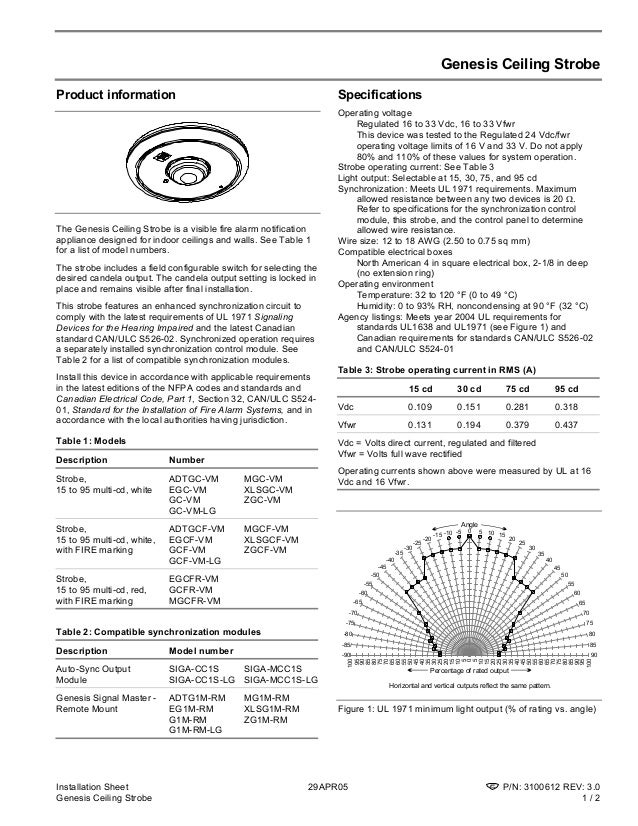 Edwards Signaling EGCF-VM Installation Manual