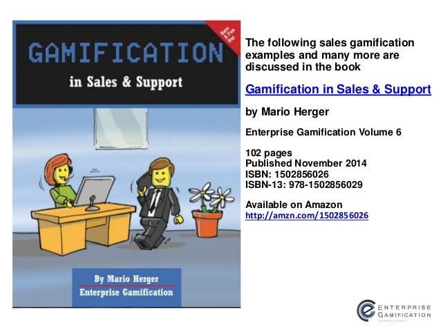 Gamification Sales Training Examples Slide 2