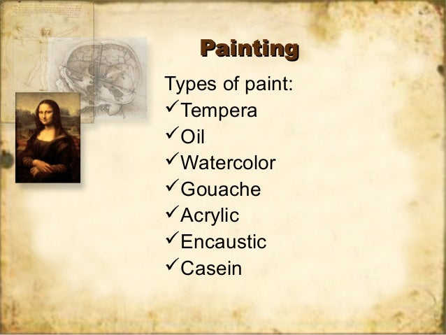 egg tempera painting