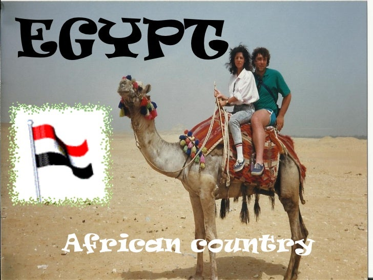 EGYPT African country