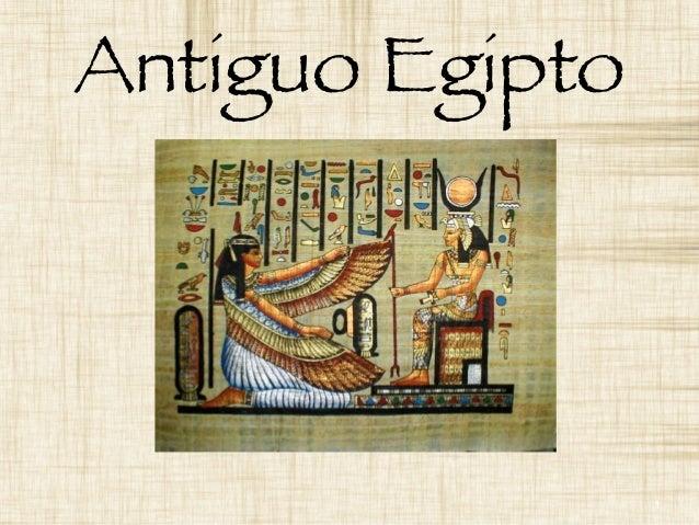 1 Antiguo Egipto