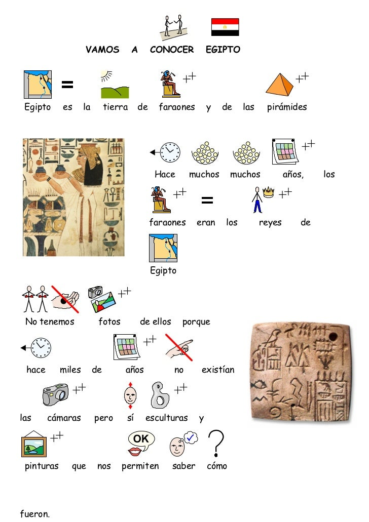 VAMOS              A     CONOCER              EGIPTO Egipto     es      la        tierra    de     faraones           y   ...