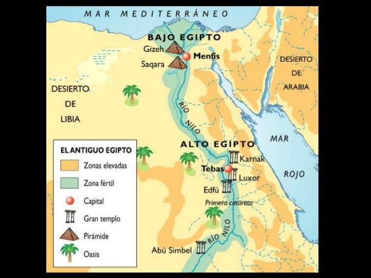 egipto imperio antiguo
