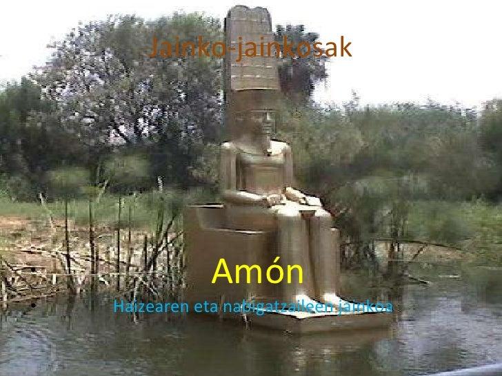Egiptoko Erlijioa Slide 3