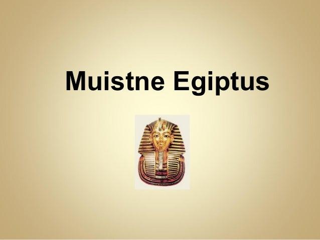 Muistne Egiptus