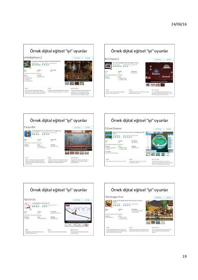 """24/06/16 19 Örnek dijital eğitsel """"iyi"""" oyunlar Örnek dijital eğitsel """"iyi"""" oyunlar Örnek dijital eğitsel """"iyi"""" oyunlar ..."""