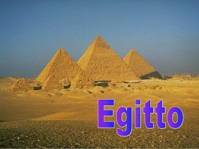 L'Egitto si trova a nord-est dell'Africa, èEgitto   bagnato dal Mar Mediterraneo a nord e dal Mar         Rosso ad est. Co...