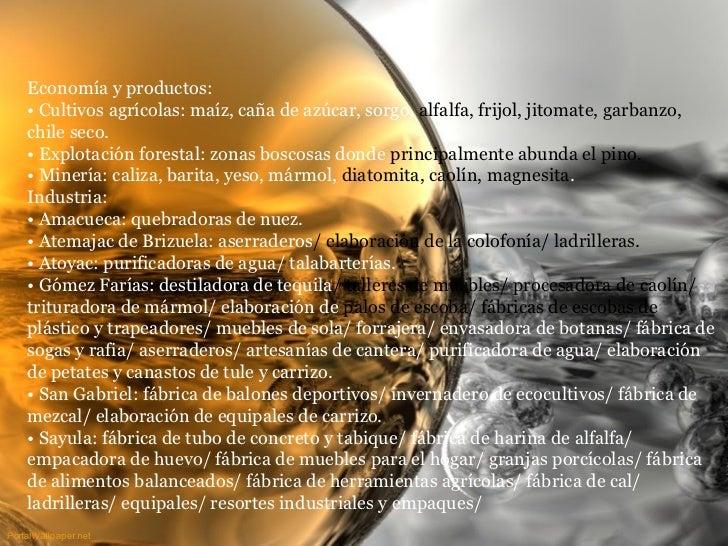 Los productos de mi estado for Fabrica de marmol en chile