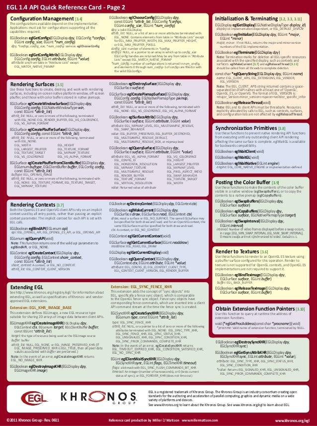 EGL 1.4 Reference Card Slide 2