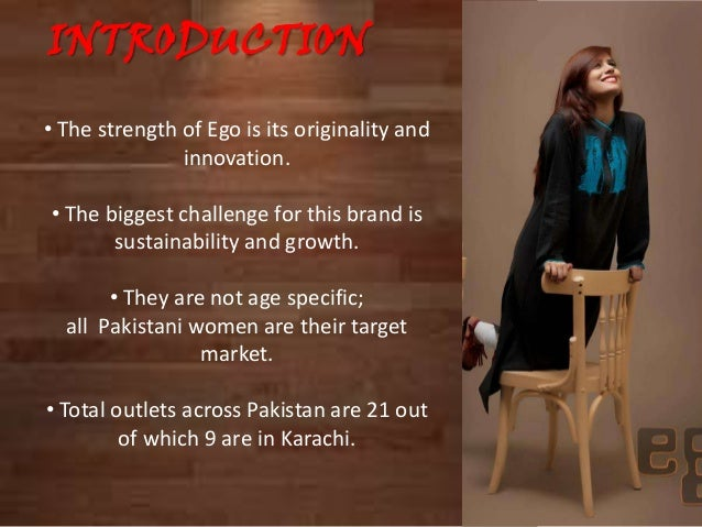 AIMS AND OBJECTIVESTarget Audience:   • All modern Pakistani women, specially              working women's.COMPETITION:  •...