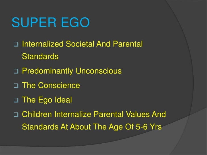 sigmund freuds model of personality and its relations to the socialization process of a child into o The child is now fully aware that they are a person in their own right and that their wishes can bring them into conflict with the demands of the outside world (ie their ego has developed) freud believed that this type of conflict tends to come to a head in potty training, in which adults impose restrictions on when and where the child can .