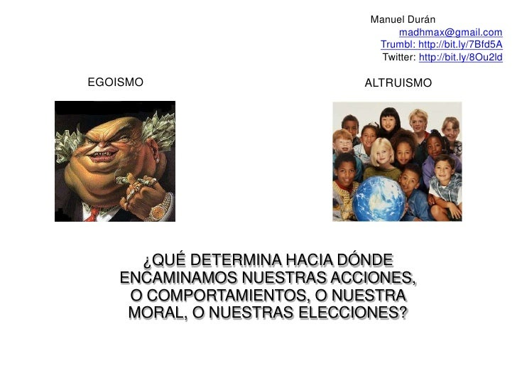 Manuel Durán<br />madhmax@gmail.com<br />Trumbl: http://bit.ly/7Bfd5A<br />Twitter: http://bit.ly/8Ou2ld<br />EGOISMO<br /...